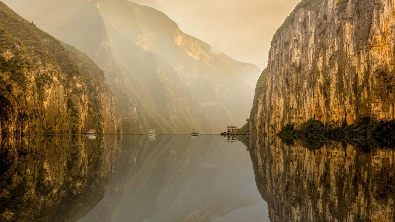 Yangtze Reflections