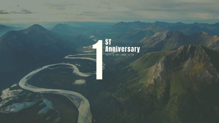 The 1st anniversary of the Institute