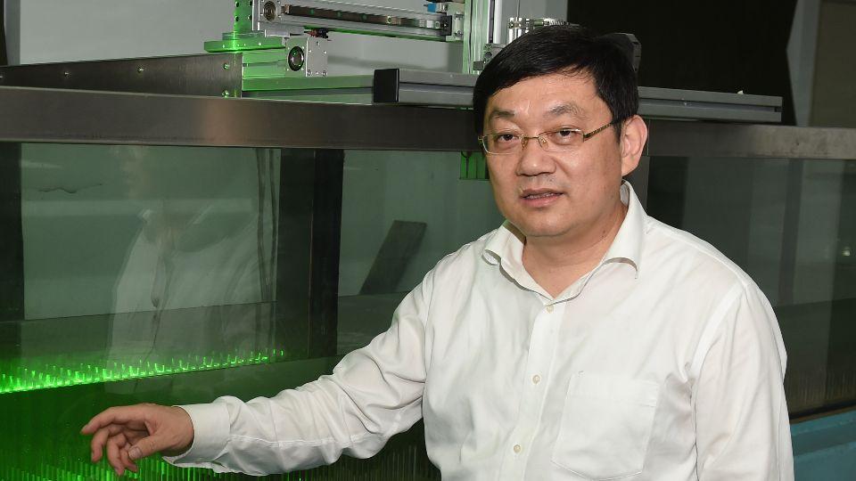 Prof. Hongwu Tang