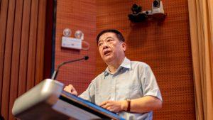 Mr. Ming Xu, former Vice Governor of Jiangsu