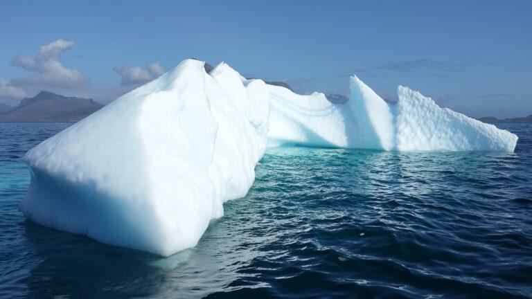 Iceberg at Greenland
