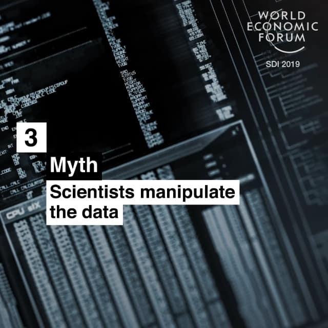 谣言:科学家数据造假