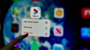 Removing Youku