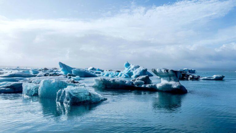 Iceberg, Jökulsárlón, Iceland