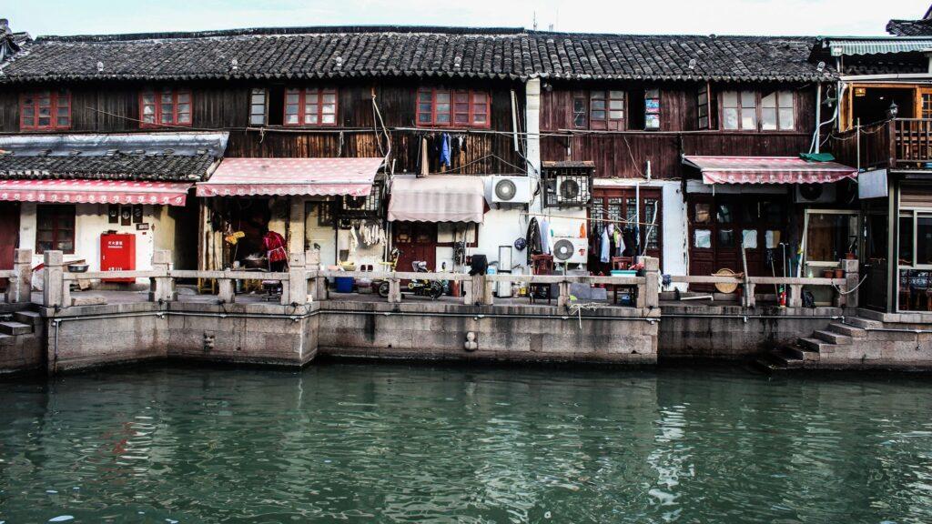 Zhujiajiao of Shanghai